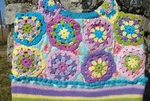 fantaisies au crochet ....crochet whims / ce qui me touche, me fait réver that  make me dream