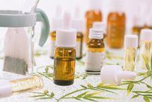 Essential oils & DIY / Natural treatments / by Danielle J