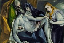 Art-Mannerism-El Greco (Doménikos Theotokópoulos, 1541-1614) / El Greco (Doménikos Theotokópoulos, 1541-1614)