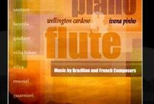 Music classical french brazilian / french and brazilian classical music recording suggestions