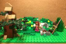 Lego board for RPG
