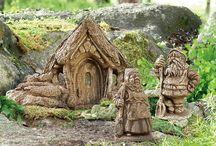 For The Home - Outdoor Oasis: Garden Gnomes & Fairy Gardens