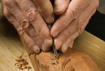 Σκάλισμα ξύλο
