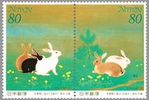 stamps postzegels