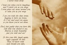 Sympathy/Funeral Poems-Quotes