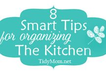 Kitchen Helpers / Shortcuts, tips, hints, tricks and ideas for the kitchen.