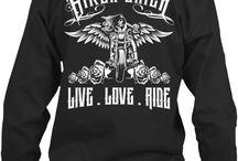 Biker Life / Clothing .. Orders
