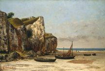 Gustave Courbet (1819-1877) / Art from France.
