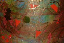 Arts visuels /Arts plastiques avec l'Ogresse