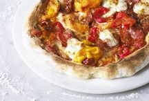 Pizza Perfection / Making pizza in your own kitchen is easy, fun and the variations are endless, giving you the freedom to create the perfect pizza to suit the whole family-even the picky ones! Be inspired with some of our fresh new pizza ideas featuring gorgeous Galbani cheeses.