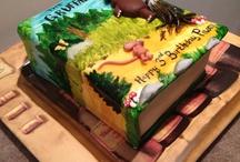Cakes: Storybooks
