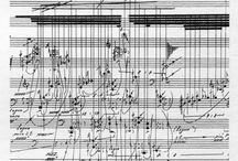 experimental music notation / beautiful scores