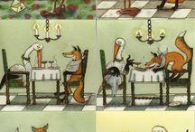állatmesék dramatizá