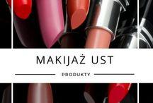 Makijaż Ust z Zuii / Płatki kwiatów na Twoich ustach, to naturalnie upiększający makijaż