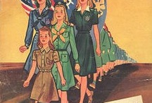 Girl Scouts from the Beginning