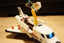 Lego Crazy / by Melinda M