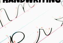 Schrijfmotoriek