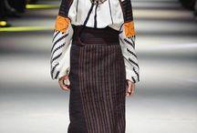 Fashion | Fantasy, Avant Garde, and Interesting Regional Clothing