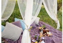 Dreamy picnics