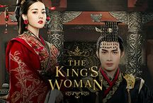 "The King's Woman / it is from the novel ""The Legend of Qin: Li Ji Story, was 2017 Chinese drama series, starring Dilraba Dilmurat and Vin Zhang."