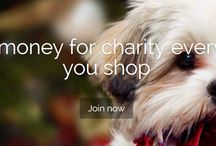 Online Charity Shopping / Raise funds for your favorite cause with online charity shopping.
