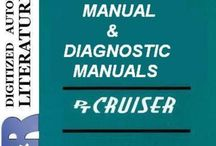 Chrysler PT-Cruiser Service Manuals / Original Service Manuals for PT-Cruiser