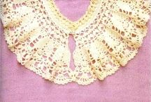 Crochet - Necklace, Collar, Wreath