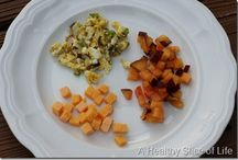 Feeding Baby / Recipes and tips for baby's first food and foods as they get bigger.