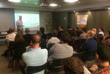 Consumo Colaborativo, aprendiendo... / Charlas para conocer y aprender lo que está pasando en Barcelona y en el mundo con el Consumo Colaborativo, muy interesantes!