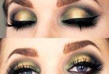 Eyes make up inspiration
