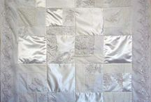 Quilts: From wedding dresses
