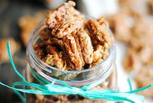 Sweets and Treats / My favorite desserts that focus on whole ingredients and simple flavors.