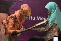 Book Launching / 18 July 2013 @ Pasaraya Blok M, Jakarta, Indonesia.