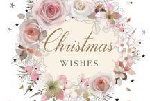 Weihnachten in */* Pink */*