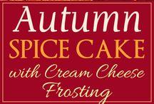 CAKE - autumn - jesen