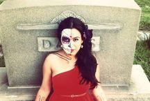 Dia de los Muertos / by Zully Bartley