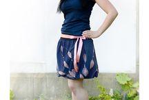 ♥ My handmade skirts ♥