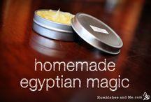 Cosmetics home made