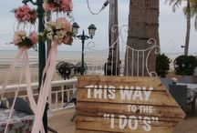 Wedding Signs and Banners