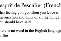 Because it's French / by Heather McGinnis