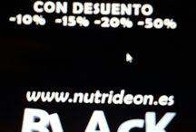 Black Friday NUTRIDEON