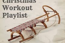 Christmas Workout / by Catherine Thompson