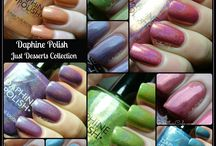Just Desserts Collection / Summer 2014 bright holographic