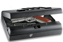 Gun Safes / Gun safes provide you, your family, and your business with an array of benefits. A gun safe will protect children and others from firearms accidents; fireproof gun safes and waterproof gun safes can provide protection for your valuables and guns from water and fire damage, and they are designed to easily blend in with the decor of any room in your home or office.
