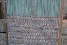 My current looms. / by Kris Drazek
