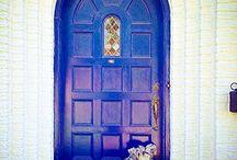 Blue doors / by cynthia