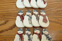 Salt dough gifts
