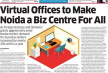 Media / Vatika Business Centre is featured in Media for all its service standards. Vatika Business Centre offers Serviced Office, Meeting Rooms and Virtual Office.