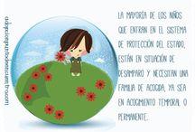 Sobre Adopción y Acogimiento