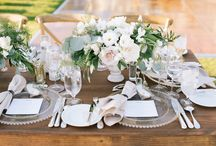 Ideas: FAVORite Tables / Our FAVORite Tables from across the world. With or without Wedding Favors